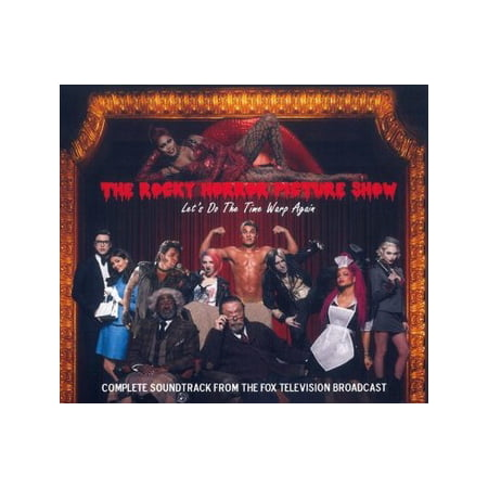 Rocky Horror Picture Show (CD)](Halloween Sounds Of Horror Mp3)