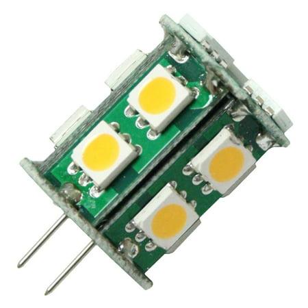 Halco 80693 - JC10/1WW/LED LED Bi Pin Halogen (Pig Led)