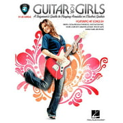 Hal Leonard Guitar For Girls Method - A Beginner's Guide to Playing Acoustic or Electric Guitar Book/CD