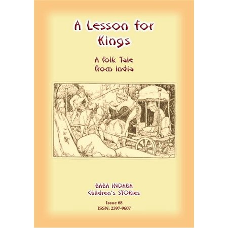 A LESSON FOR KINGS - A Hindu Tale from India - eBook