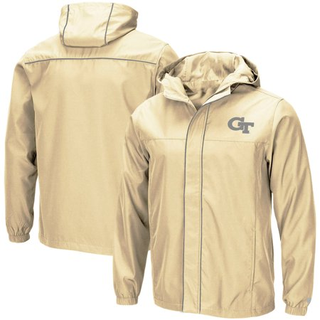 Georgia Tech Yellow Jackets Colosseum Giant Slalom Full-Zip Jacket - Gold ()