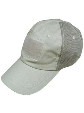 Condor Tan Mesh Tactical Cap / Hat