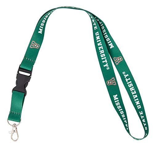 Colorado School of Mines Orediggers NCAA Car Keys ID Badge Holder Lanyard Keychain Detachable Breakaway Snap Buckle