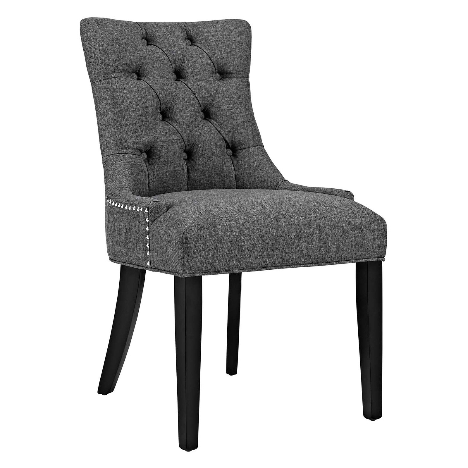 Modway Regent Upholstered Dining Chair, Multiple Colors