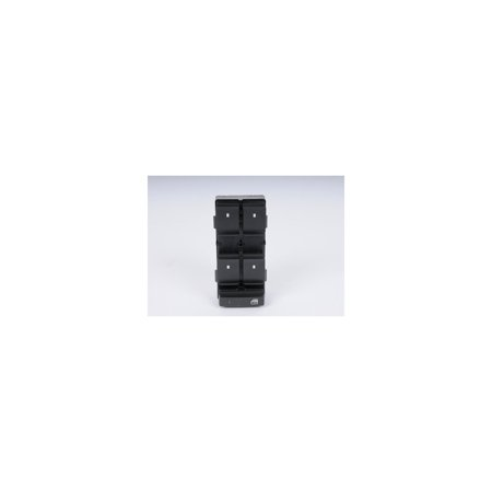 AC Delco D1954F Window Switch, Black Ac Delco Window Switch