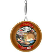 Gotham Steel Ceramic and Titanium Nonstick Fry Pan 9.5""