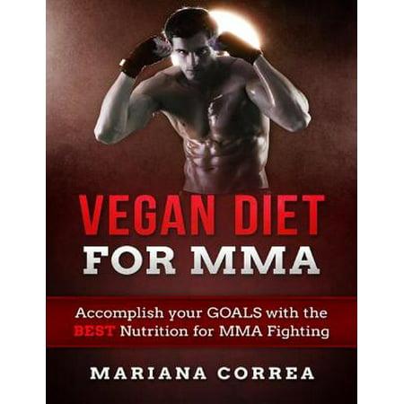 Vegan Diet for Mma - eBook