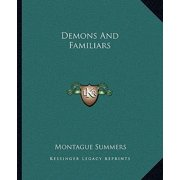 Demons and Familiars
