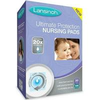 Lansinoh Ultimate Protection Nursing Pads 50 Each