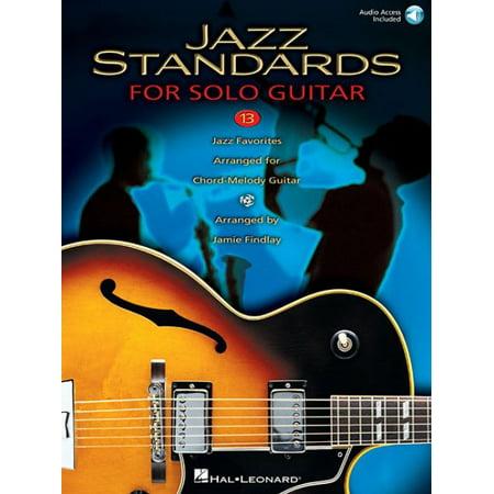 Jazz Standards for Solo Jazz Guitar - Walmart.com