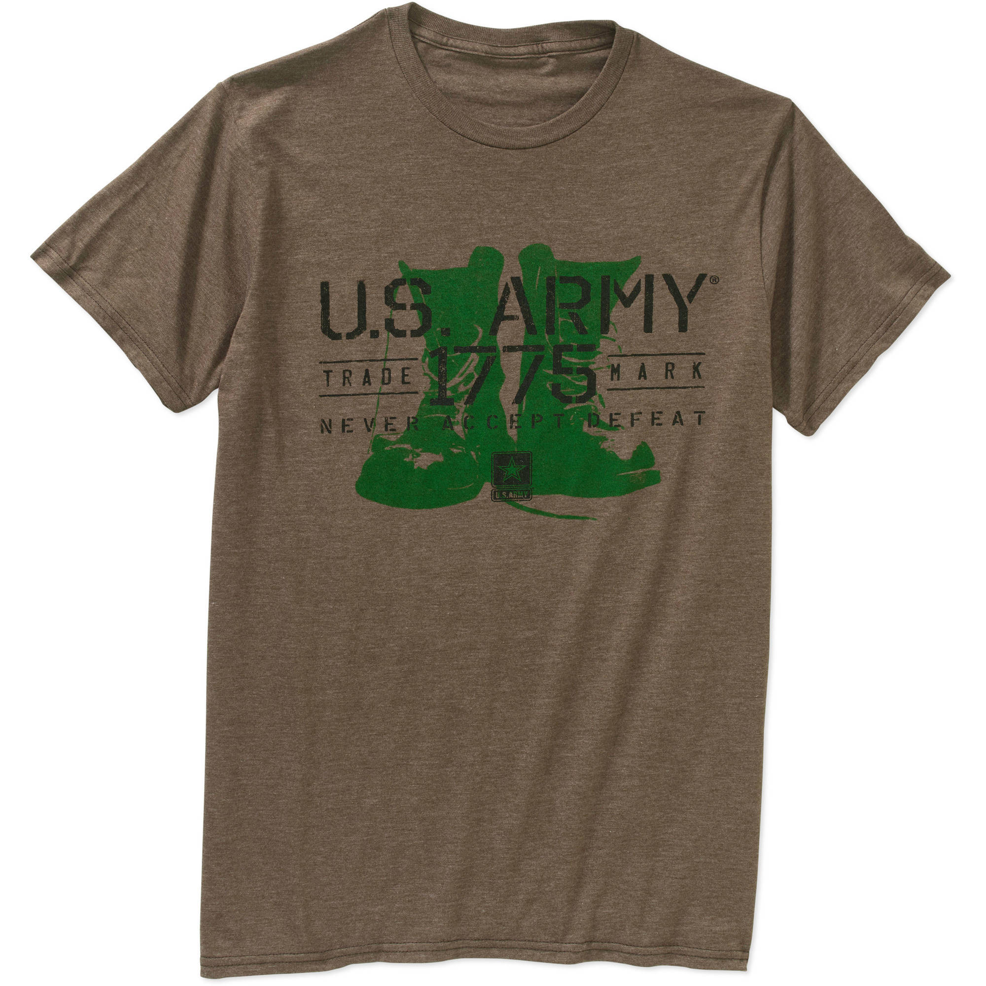 Men's Military Officially Licensed Honor & Commitment Tee, 2XL