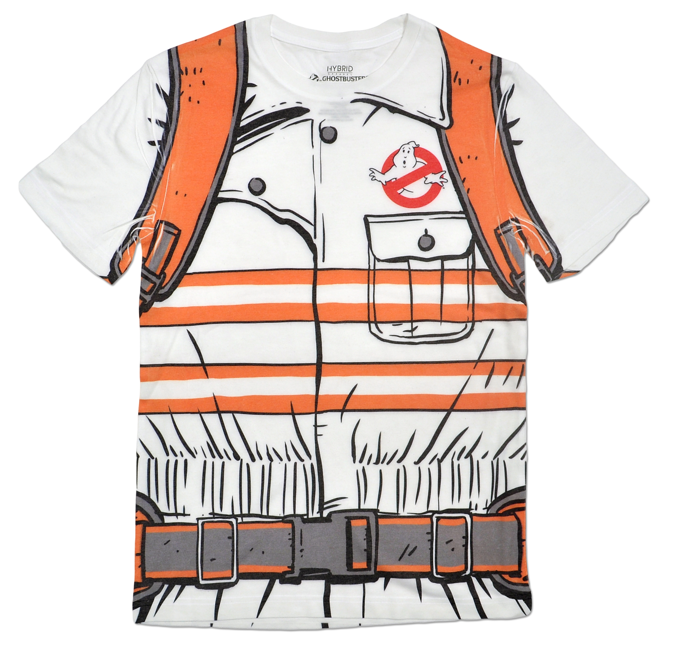 Ghostbusters Sublimated Men's Costume T-Shirt