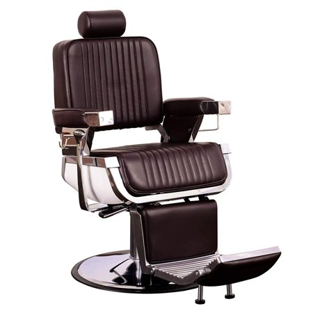 Image of BarberPub All Purpose Hydraulic Recline Barber Chair Salon Beauty Spa Styling Equipment 2009