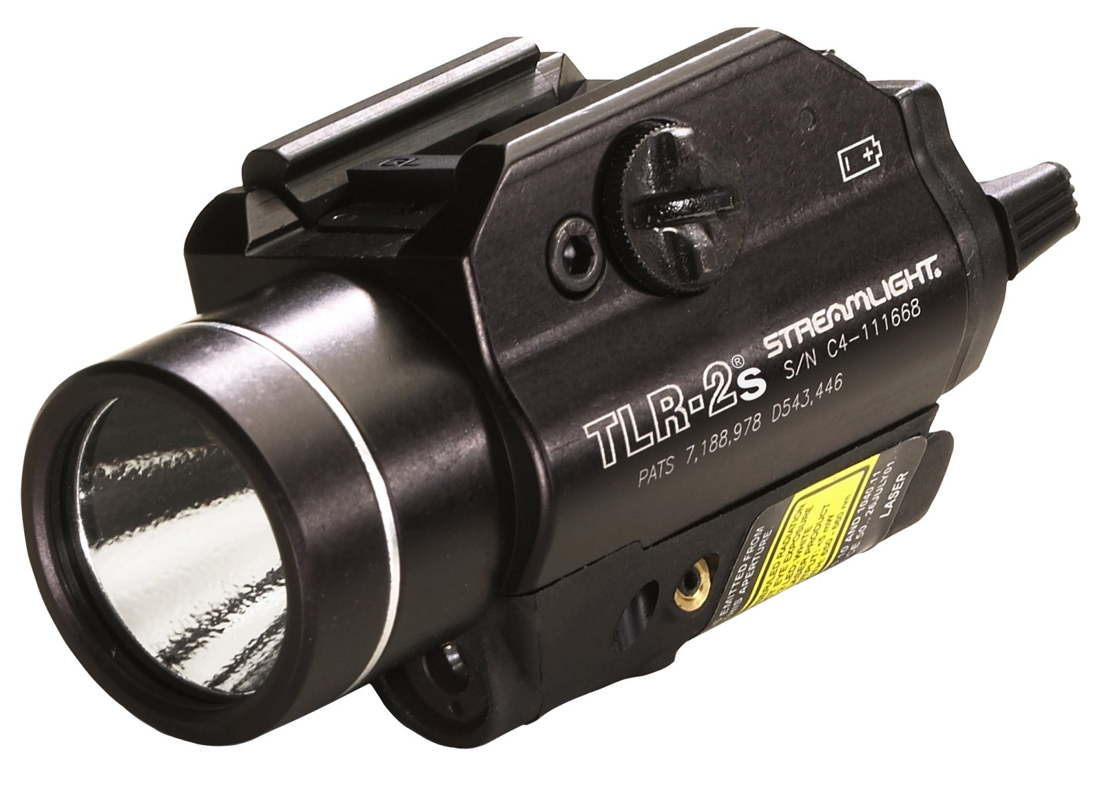 Streamlight TLR-2s 650-660nm Red Laser 69230 Weapon Light W Strobing by Streamlight