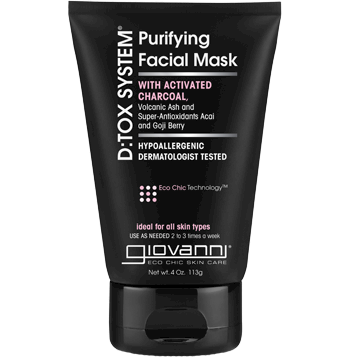Giovanni Cosmetics, Purifying Facial Mask 4 oz