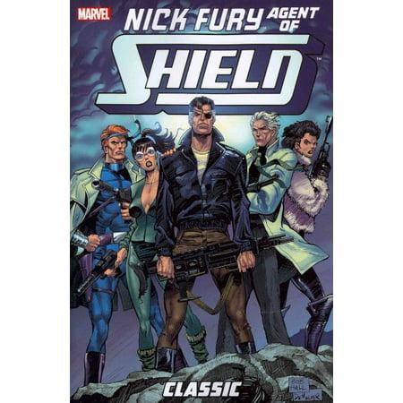 Nick Fury, Agent of S.h.i.e.l.d. Classic 1