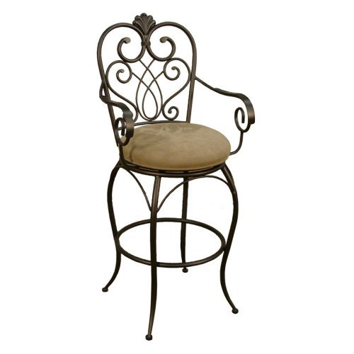 AHB Concerto Counter Height Stool