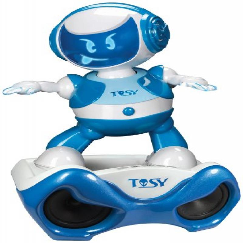 Toys 'R' Us TOSY Robotics DiscoRobo Toy with Voice and So...