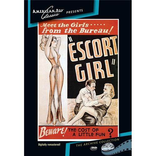 Escort Girl? DVD Movie 1941