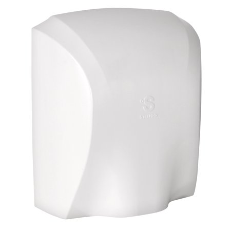 Swell Stelpro Lanv1200Aw White La Nina Hand Dryer Ocoug Best Dining Table And Chair Ideas Images Ocougorg