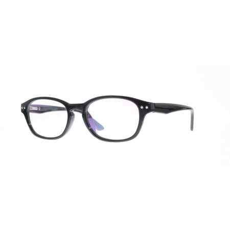 Eye Buy Express Kids Childrens Reading Glasses Black Full Rim Round Rectangular Anti Glare Quality (Kids Reading Glasses)
