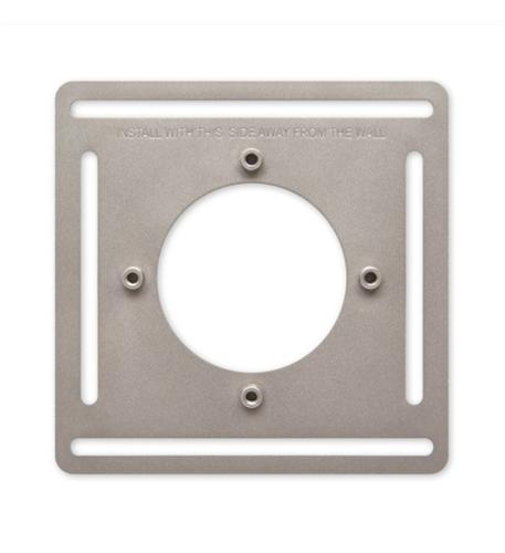 Nest Labs NES-T4007EF Mounting Plate For Thermostat 4 Pk