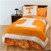 Comfy Feet TENBBKG Tennessee Bed in a Bag King - With Team Colored Sheets