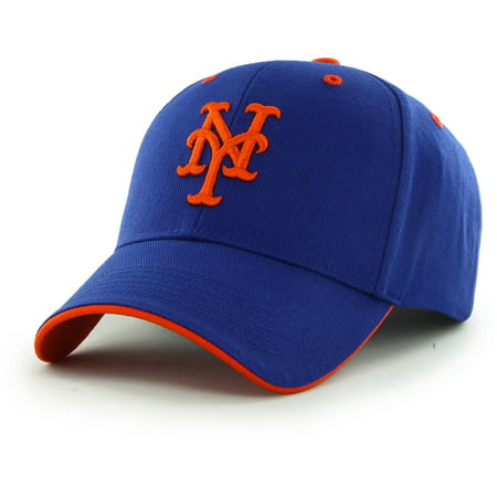 MLB New York Mets Mass Money Maker Cap - Fan (New York Mets Slide)