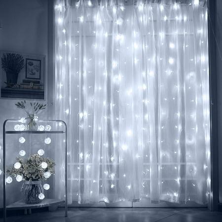 Torchstar 9 8ft X Led Starry Christmas String Lights