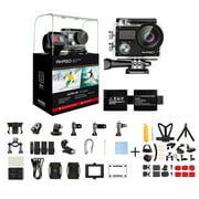 AKASO Brave 4 WiFi Action Camera 4K Sony Sensor Ultra HD 20MP Sports - Best Reviews Guide