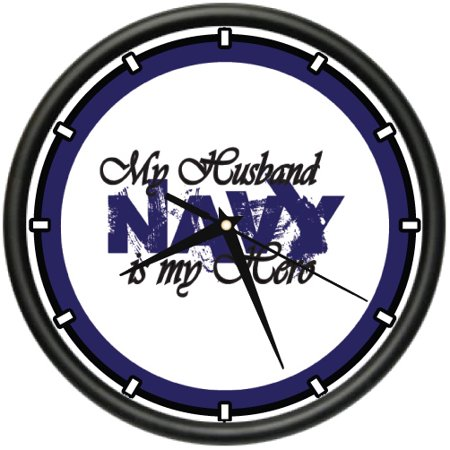 Military Time Clock >> Military Time Wall Clock Army Navy Marine Air Force Time Timing Gift