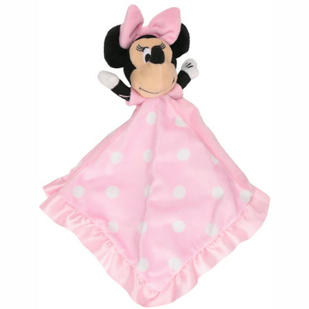 Disney Baby Minnie Mouse Doll with Blanket