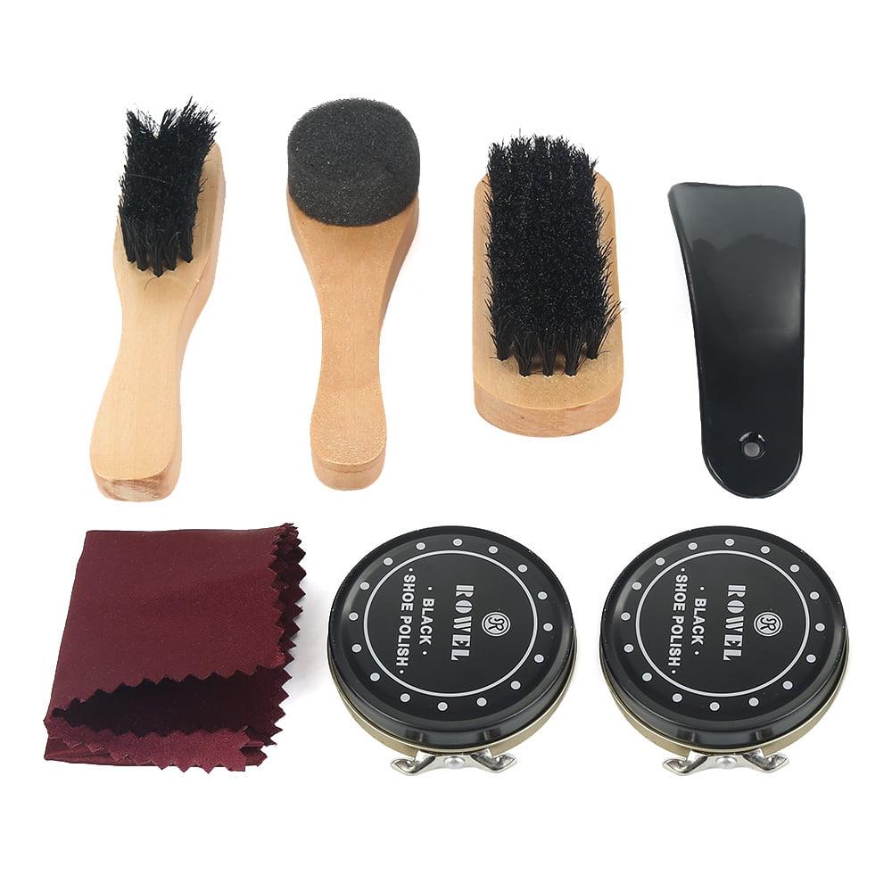 Jeobest Shoe Care Kit - Shoe Polish Set