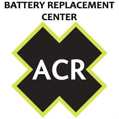 Acr Fbrs 2797Nh   2798Nh Battery Replacement Service