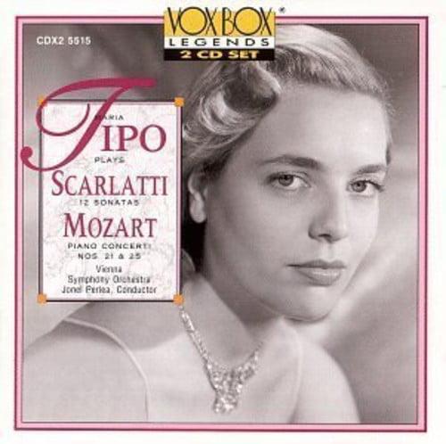Maria Tipo Plays Scarlatti*Mo