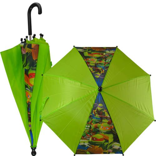 Umbrella - - TMNT J Kids/Youth Handle NINHU