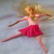 Mcdonalds Happy Meal Princess Genevieve Barbie Doll Toy