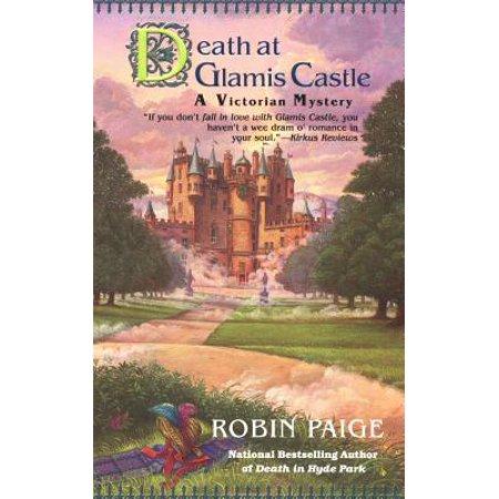 Death At Glamis Castle - eBook