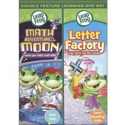 LeapFrog: Math Adventure To The Moon   Letter Factory (Full Frame) by LIONS GATE ENTERTAINMENT CORP