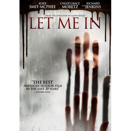 Let Me In (DVD) (Best Anchor Bay Entertainment Dvd Releases)