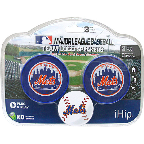 iHip MLB Officially Licensed Speakers, New York Mets