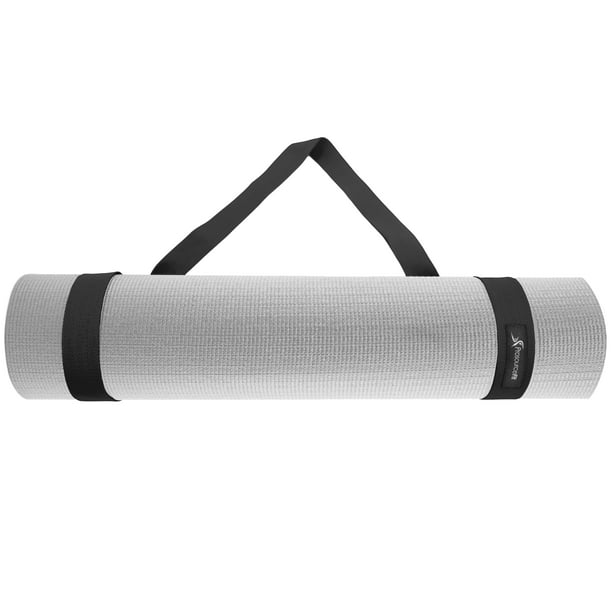 Prosourcefit Yoga Mat Carrying Sling W Easy Adjustable Cinch Strap Walmart Com Walmart Com