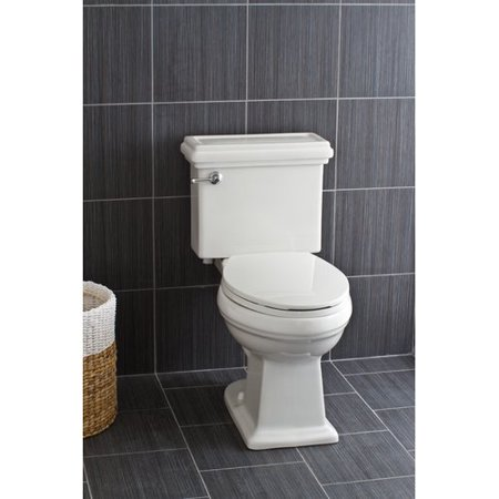 (Miseno High Efficiency 1.28 GPF Elongated Two-Piece Toilet)