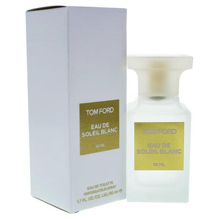 Eau de Soleil Blanc by Tom Ford for Unisex - 1.7 oz EDT