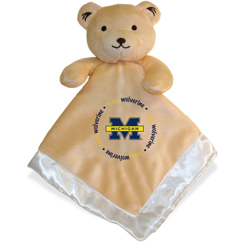 Baby Fanatic Snuggle Bear, Michigan Wolverines