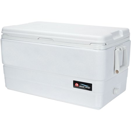 Igloo Marine 70-Quart Cooler, White, #44530