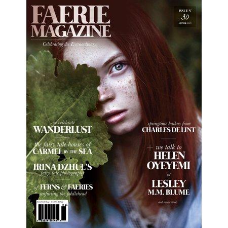 Faerie Magazine Issue #30 - eBook