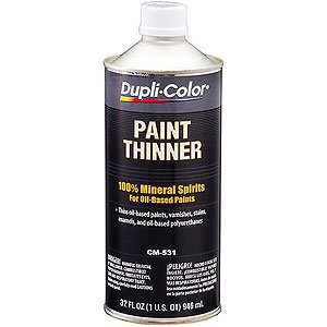 Paint Thinner, Quart (CM531)