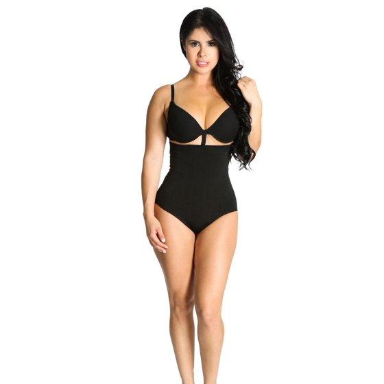 2e64132a3d Smok69 - Smok69 High Mid Waist Bodysuit Butt Lifter Curve Control ...