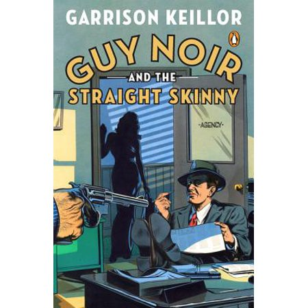 Guy Noir and the Straight Skinny - eBook (Workout Plan For Skinny Guys At Home)